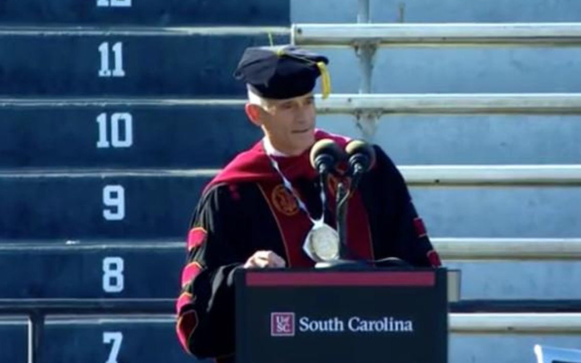 University president resigns after plagiarizing speech   Boing Boing