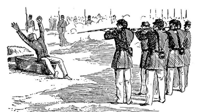 South Carolina legislators approve execution by firing squad | Boing Boing
