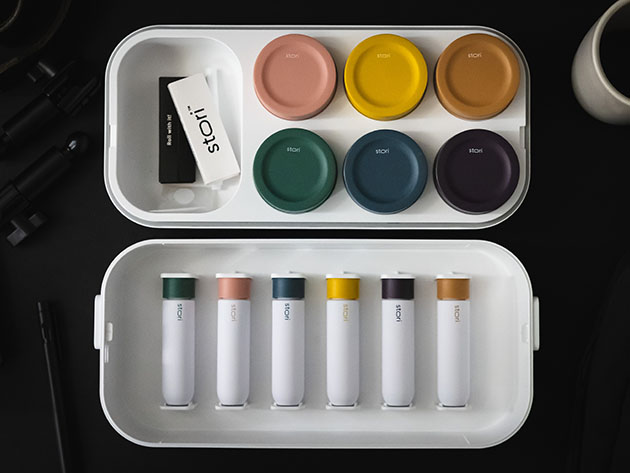Stori is a cannabis storage system for the smart, sophisticated, modern pot user | Boing Boing