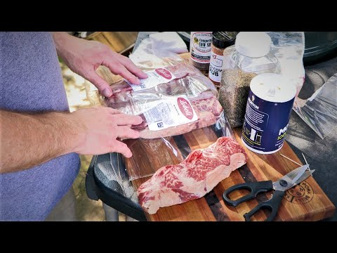 How to make beef short ribs on a bullet smoker
