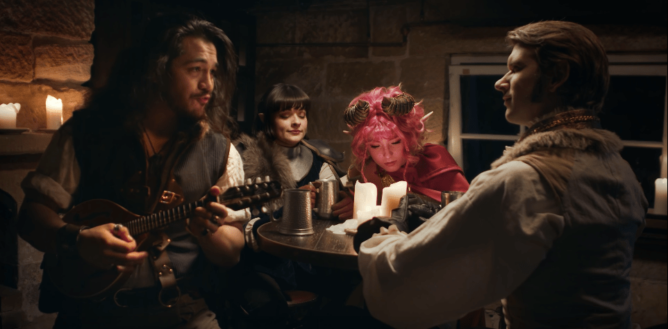 Dungeons & Dragons web comedy series 1 for All | Boing Boing