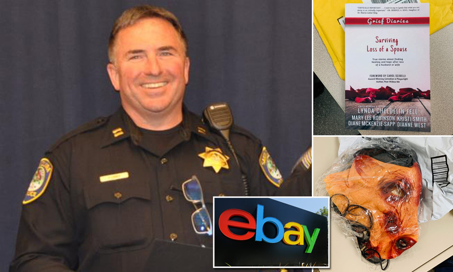Ebay official jailed after sending dead pig fetus to critics of company