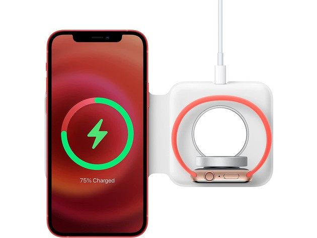 Get the Apple MagSafe Duo Charger for over 30% off | Boing Boing