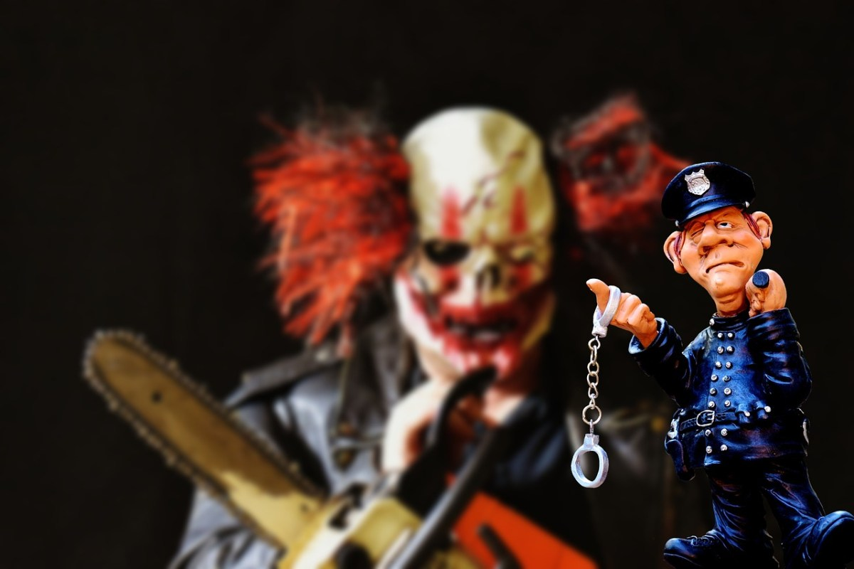 US Police failed to act on massive warning of clown threats | Boing Boing