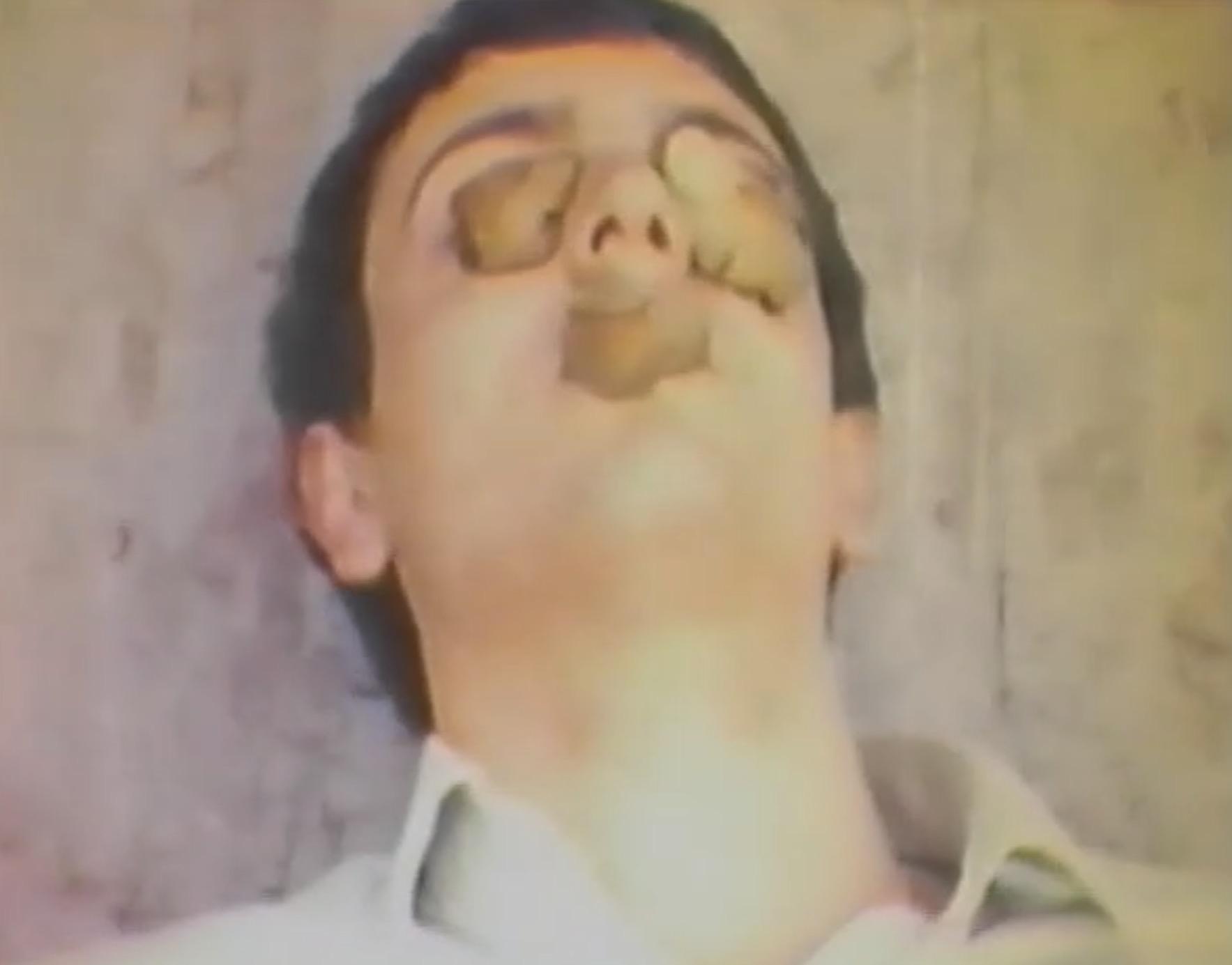 An 8mm film of Pink Floyd founding member Syd Barrett's first mushroom trip