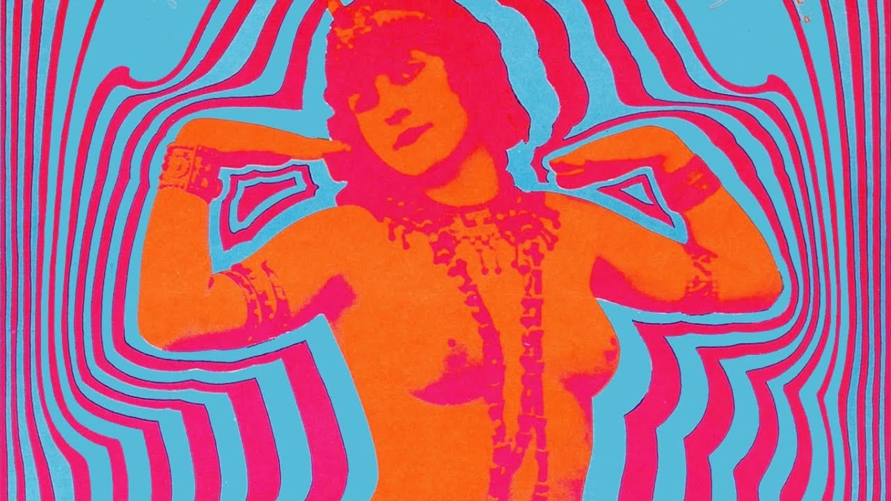 """""""The Psychedelic Experience"""" a beautiful 1965 short film that was so controversial the filmmaker had to leave town"""