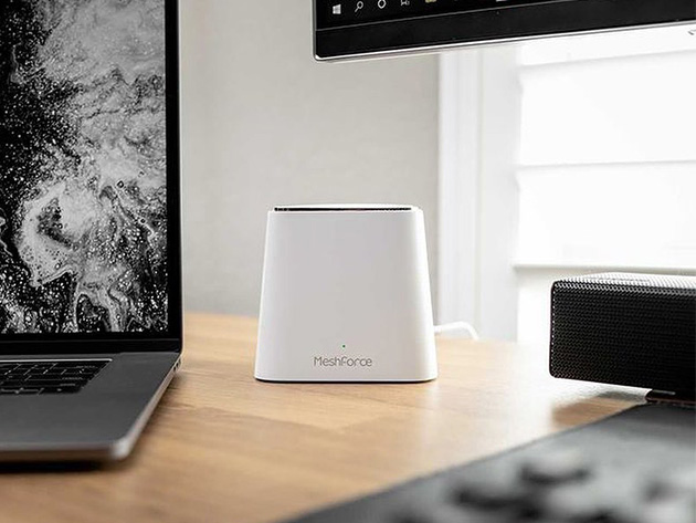 Kiss weak WiFi goodbye with this top-rated M3s mesh Wi-Fi system