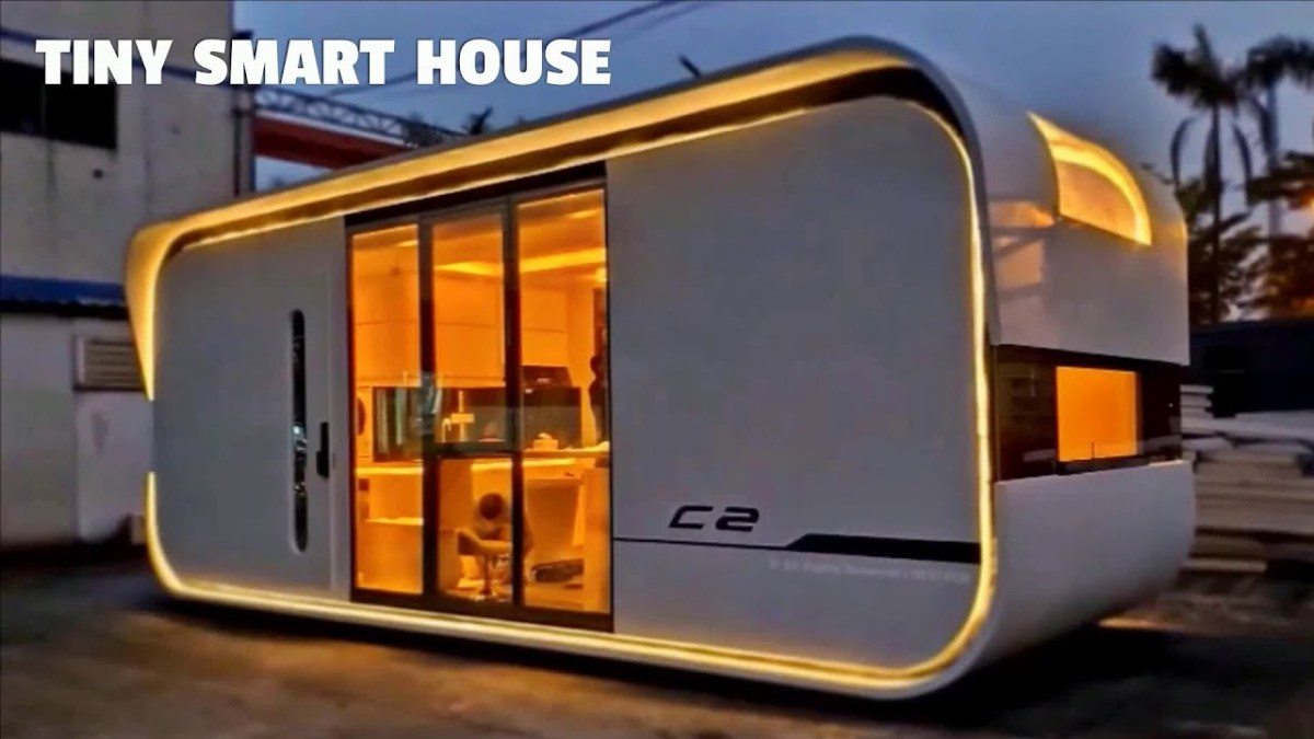 This new pre-fab Singaporean tiny smart home costs less than $100K | Boing Boing