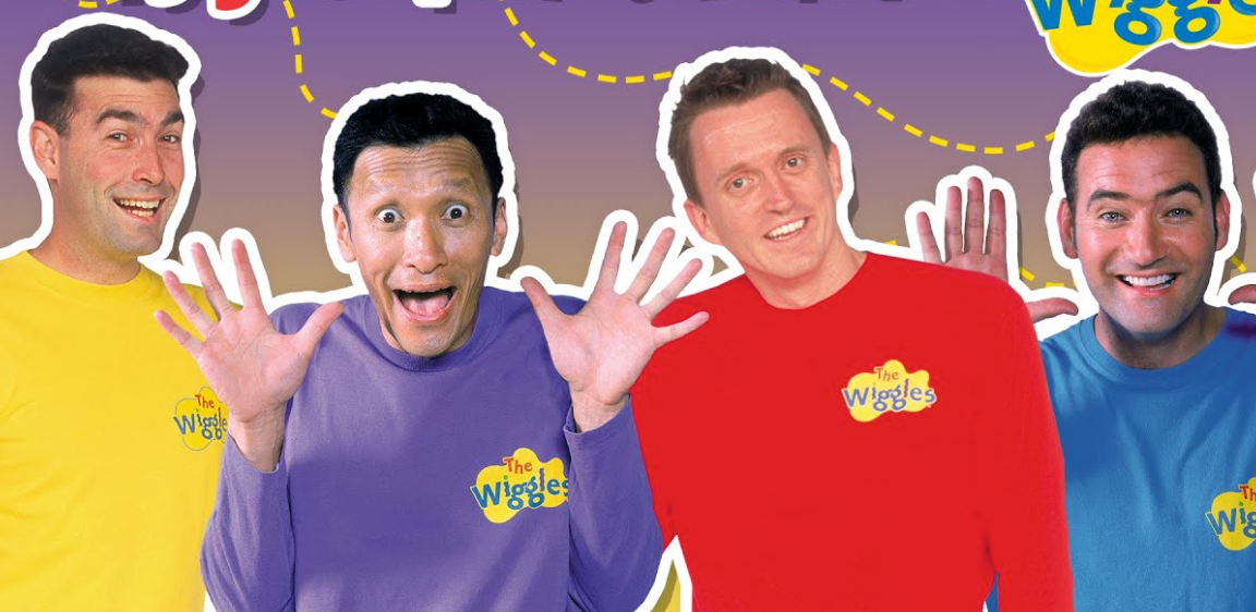 """The Wiggles, in their original 1990s line-up, announce reunion tour for """"adults only""""   Boing Boing"""