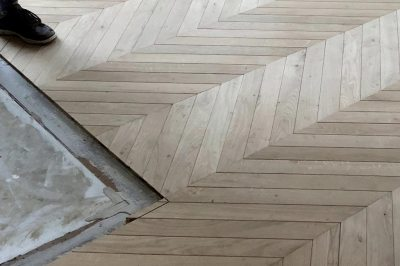 0159 Pose parquet bordeaux