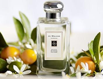 Resultado de imagem para Orange Blossom Cologne - Jo Malone London