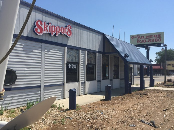 The Old Skippers location. Photo courtesy The Griddle