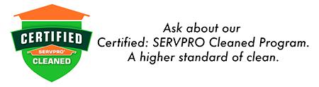 SERVPRO Certified