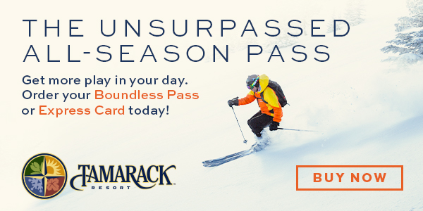 Tamarack Unsurpassed pass