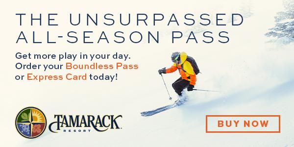 Tamarack Unsurpassed pass