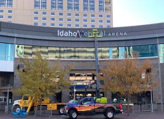 Idaho Central Arena Boise