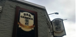 Bar Gernika in Downtown Boise
