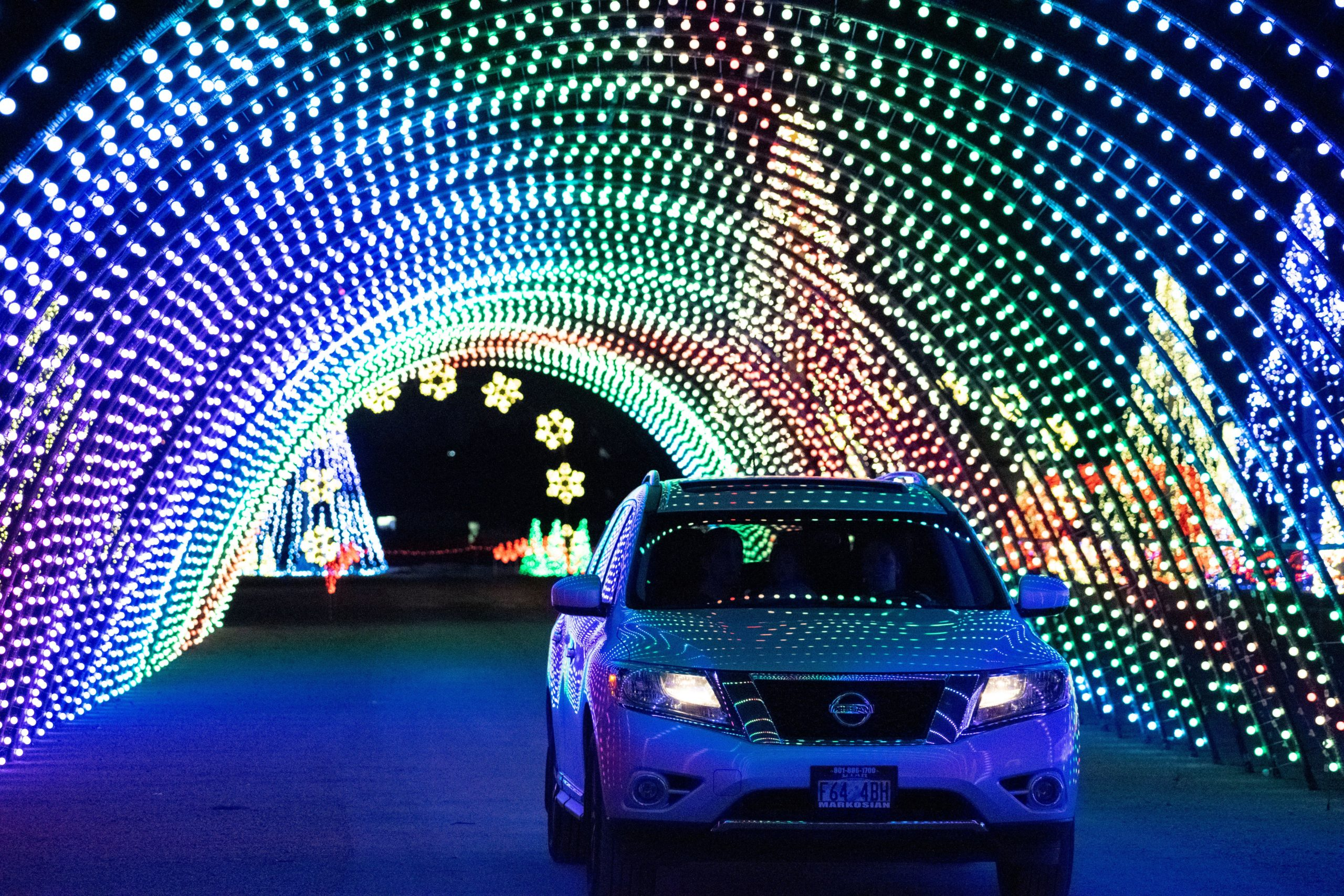 Christmas in Color Boise comes to Expo Idaho at fairgrounds