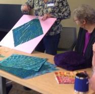 Fabric weaving