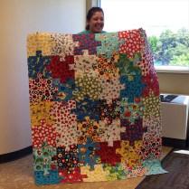 Laura Puzzle Quilt