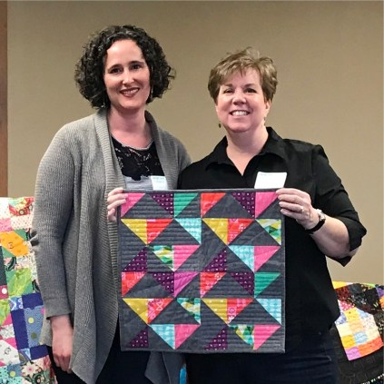 Christy Quilt To Shelly