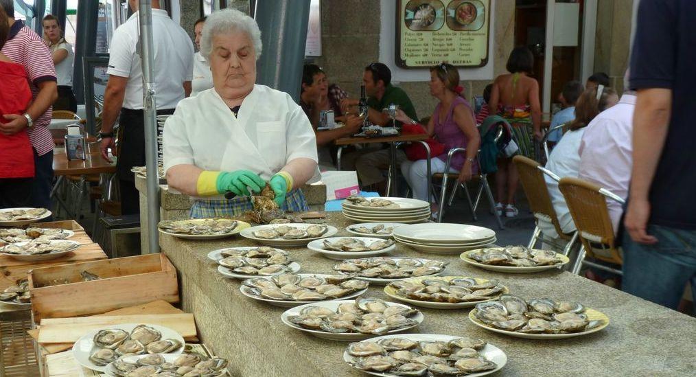 Albariño, marisco, pementos… A gastronomía galega que conquista a 'The Telegraph'