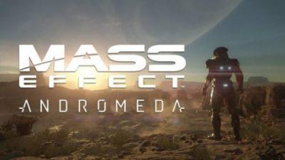 Mass Effect Andromeda, des nouvelles à l'e3 2016