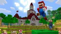 Minecraft Wii U : Le Pack Super Mario est sorti aujourd'hui !
