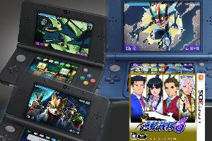 Les nouveaux thème 3DS et quelques infos sur Ace Attorney 6 !