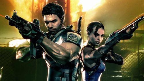 Resident Evil 5 : Sur PS4 et Xbox One