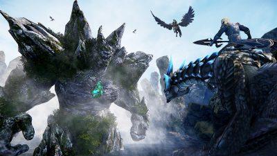 Un nouveau MMO: Riders of Icarus