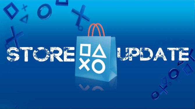 Playstation Store : Shopping en perspective