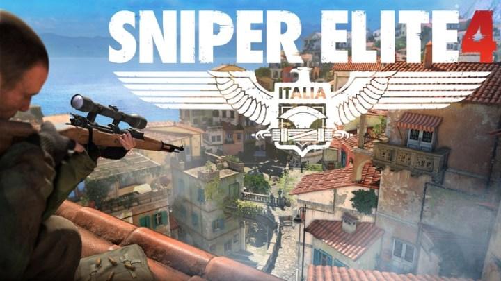 Du gameplay pour Sniper Elite 4