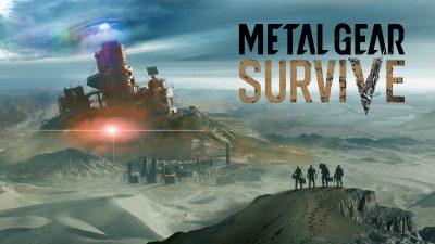 Metal Gear Survive : Report pour début 2018