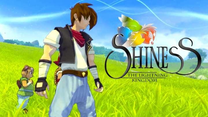 Un regard sur  Shiness : The Lightning Kingdom