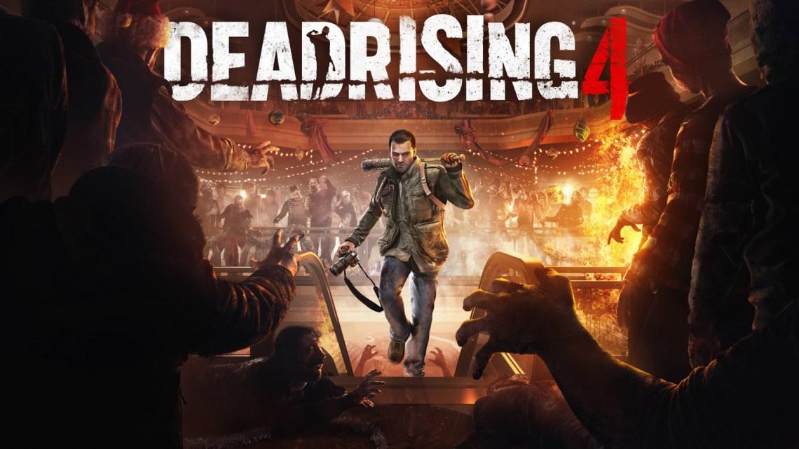 Un nouveau DLC déjanté pour Dead Rising 4 :