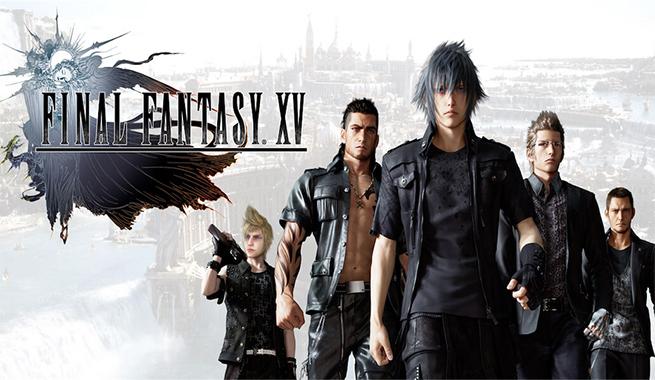 Final Fantasy XV : La mise à Jour Day One !