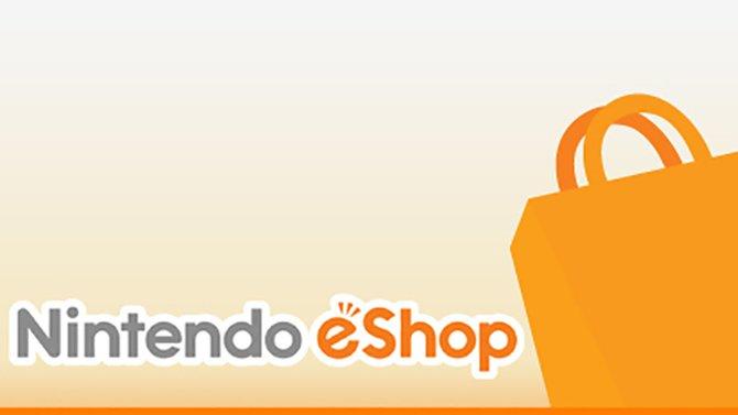 Le catalogue Nintendo e-shop du 22 décembre