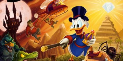OST de la semaine #23: Mount Vesuvious-Ducktales Remastered
