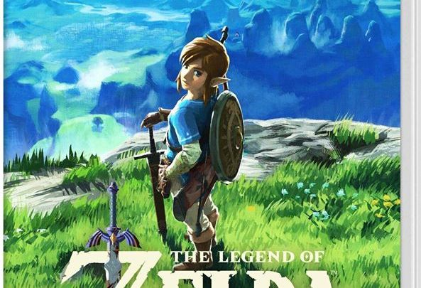 Conférence Nintendo Switch : Le tas de news pour Zelda : Breath of the Wild :