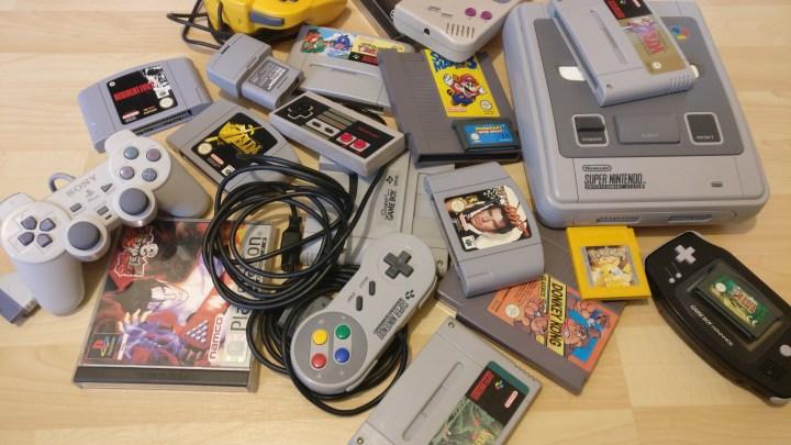 Rétro-gaming : un sujet d'actu