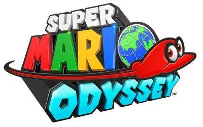 Super Mario Odyssey sur Switch pour Décembre 2017