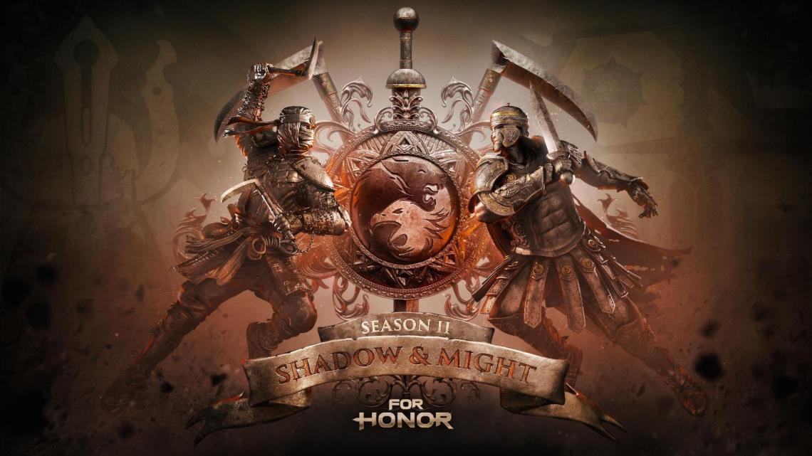 La saison 2 de For Honor arrive!