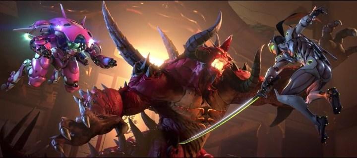 Soirée de lancement d'Heroes of the Storm 2.0