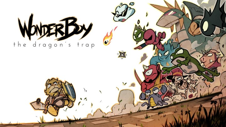 En coulisses : Wonder Boy The Dragon's Trap (part3)