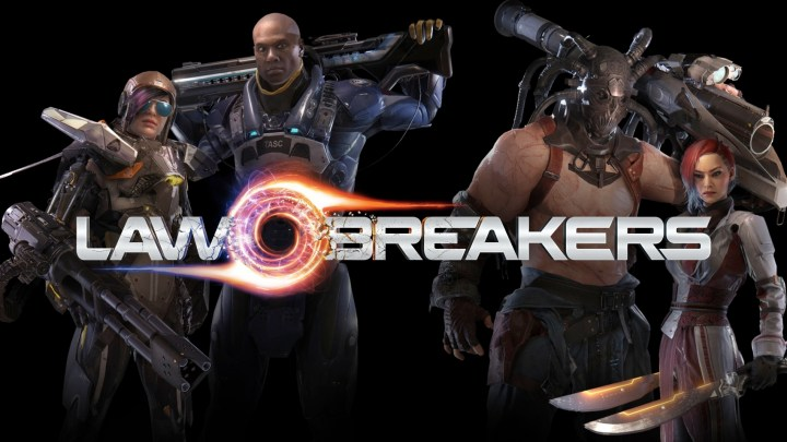Lawbreakers sortira sur PS4 et PC