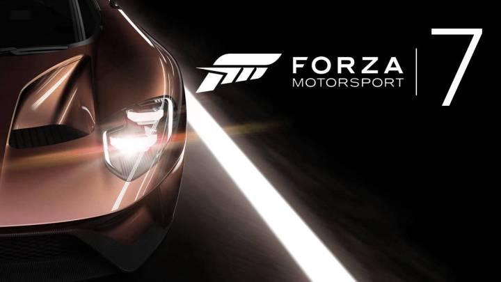 Forza Motorsport 7 présente ses bolides