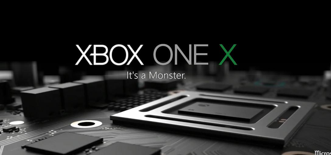 Xbox One X : La liste des jeux recevant des améliorations a été dévoilée :