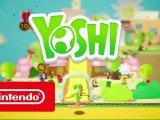 Yoshi sur Switch: le trailer le plus mignon de cet E3 2017