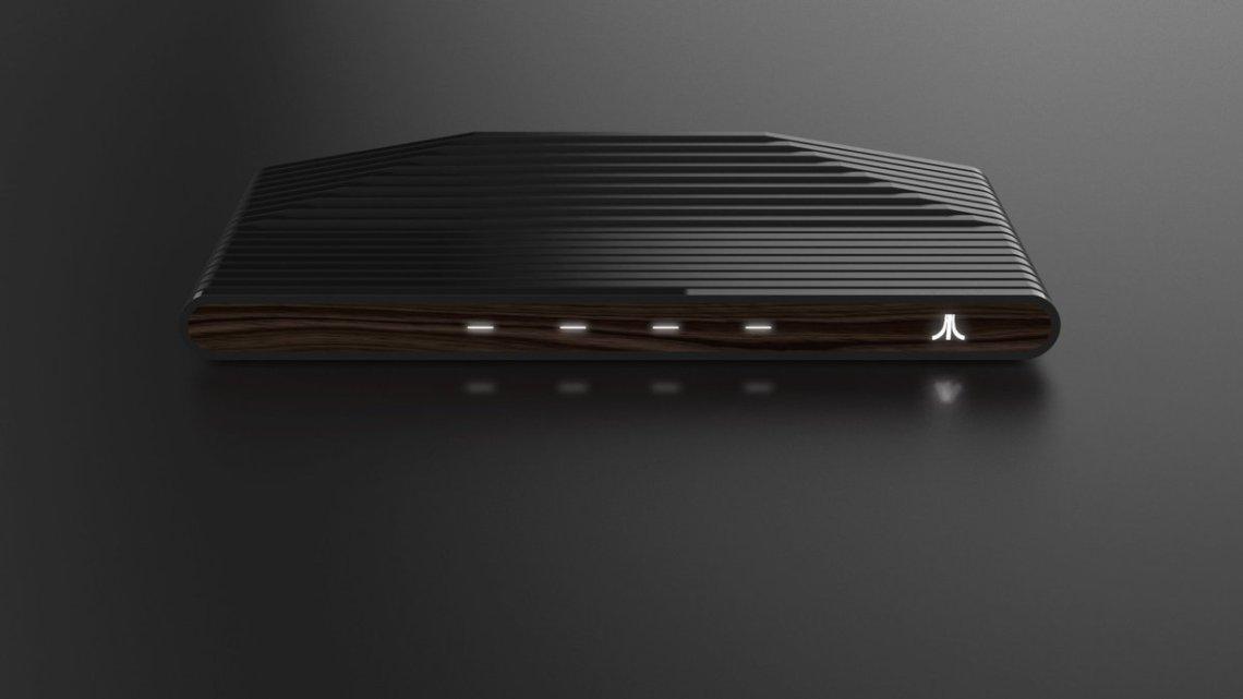 La nouvelle console ATARI se dévoile légèrement
